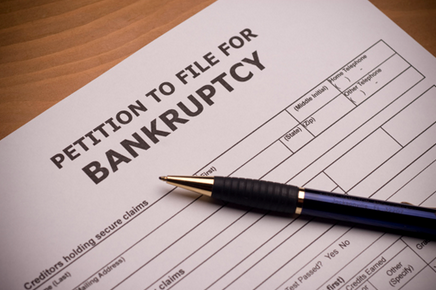 Everything you need to know about bankruptcy